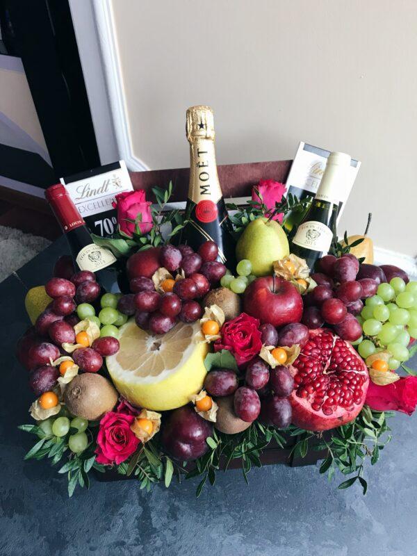 Букеты из фруктов Тюмень