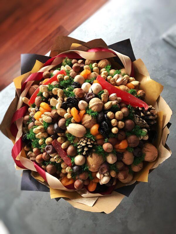 Букет из орехов Тюмень
